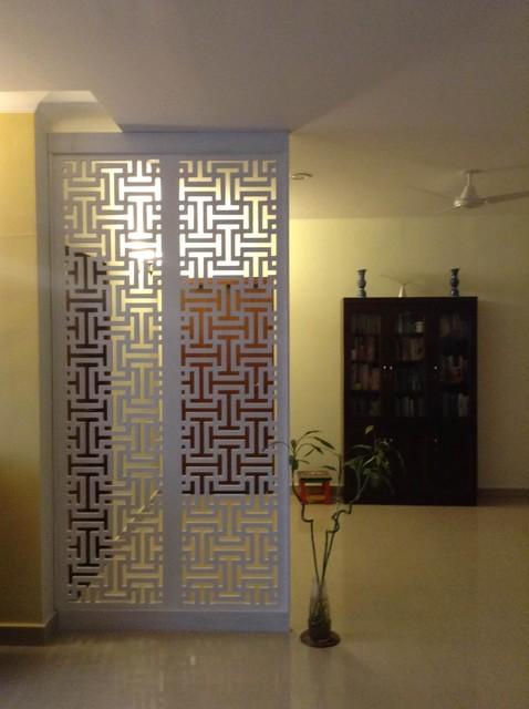 Jali interior decor for Interior jali designs