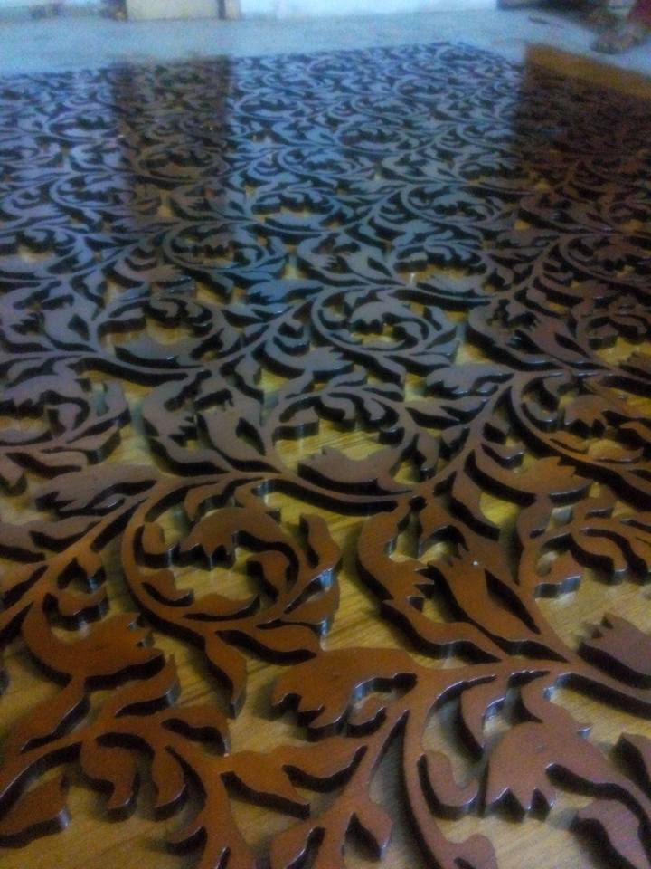 Jali Interior Decor Dhaka