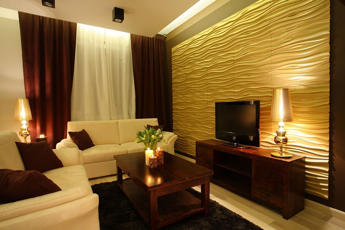Interior Mdf Wall Cladding - Wall Designs