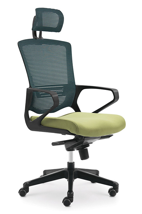 Office Chair with backbone support