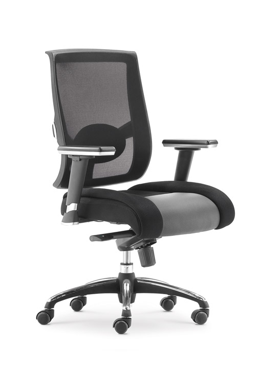 High quality swivel mid mesh back office chair