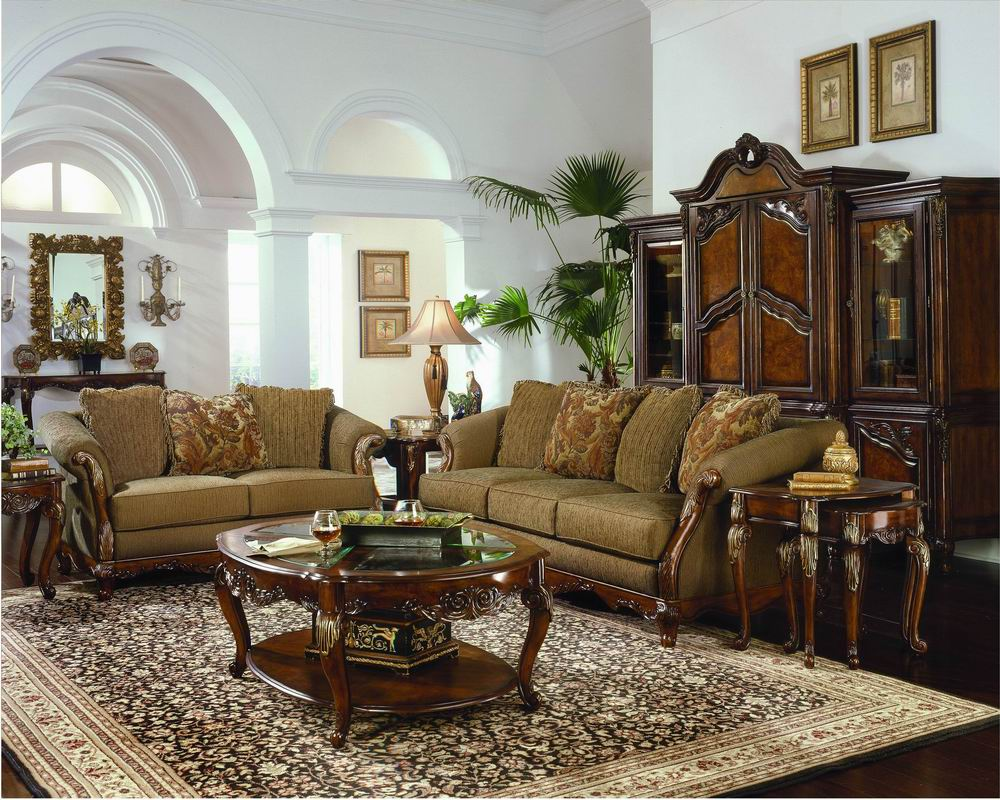 classic living room furniture sofa dhaka