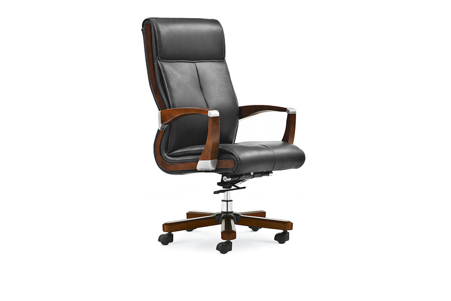 Leather Director Office Chair cm b04as-2