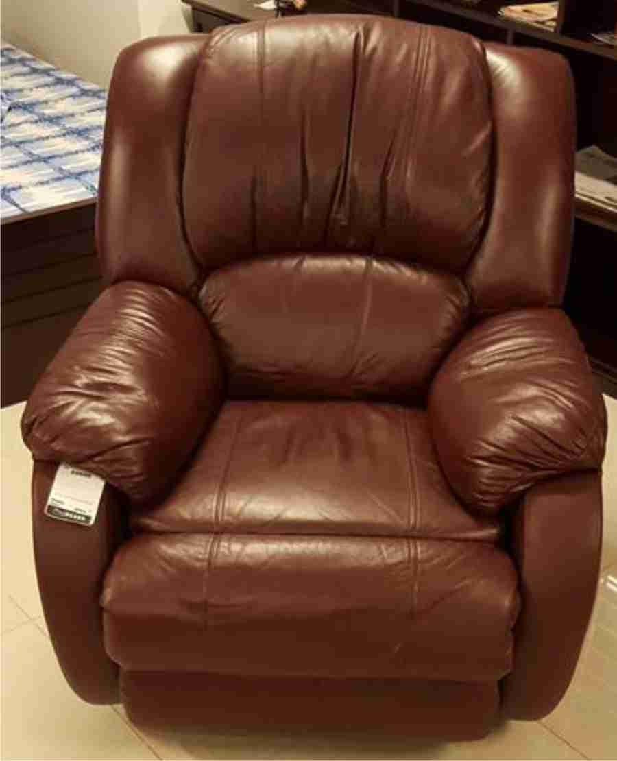 Leather recliner single Sofa & Home Furniture : Leather recliner Sofa islam-shia.org
