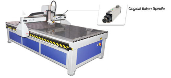 Wood working cnc router 1325