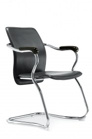 Fashionable Visitor Chair cv 1198b
