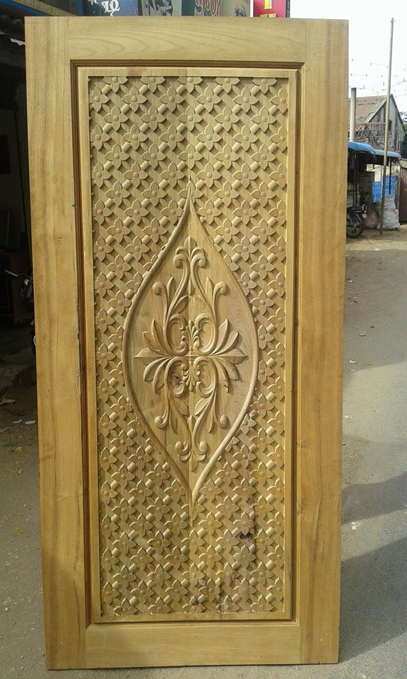 wooden door 2 apartment dhaka