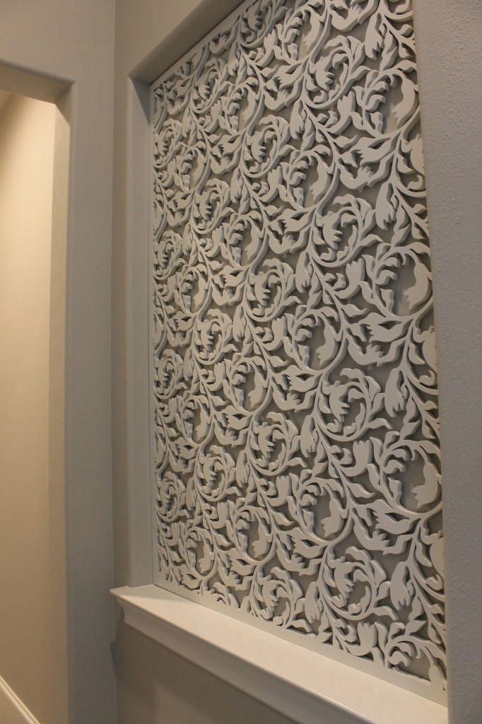 Laser Cut Wall Panel Dhaka Desh Interior